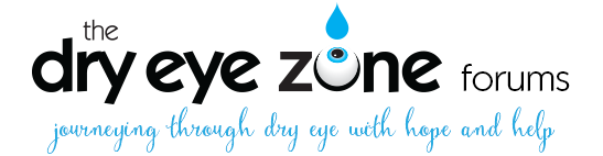 Forums - Dry Eye Zone Forums